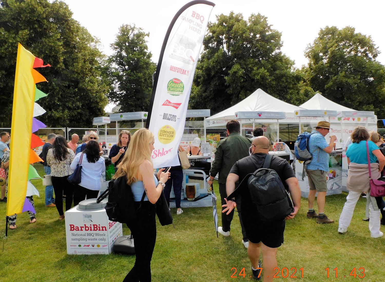 Foodie Festival - Cambridge 24.07.21 GENERAL-DSCN0201