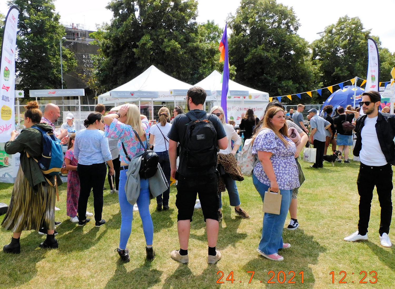 Foodie Festival - Cambridge 24.07.21 GENERAL-DSCN0224