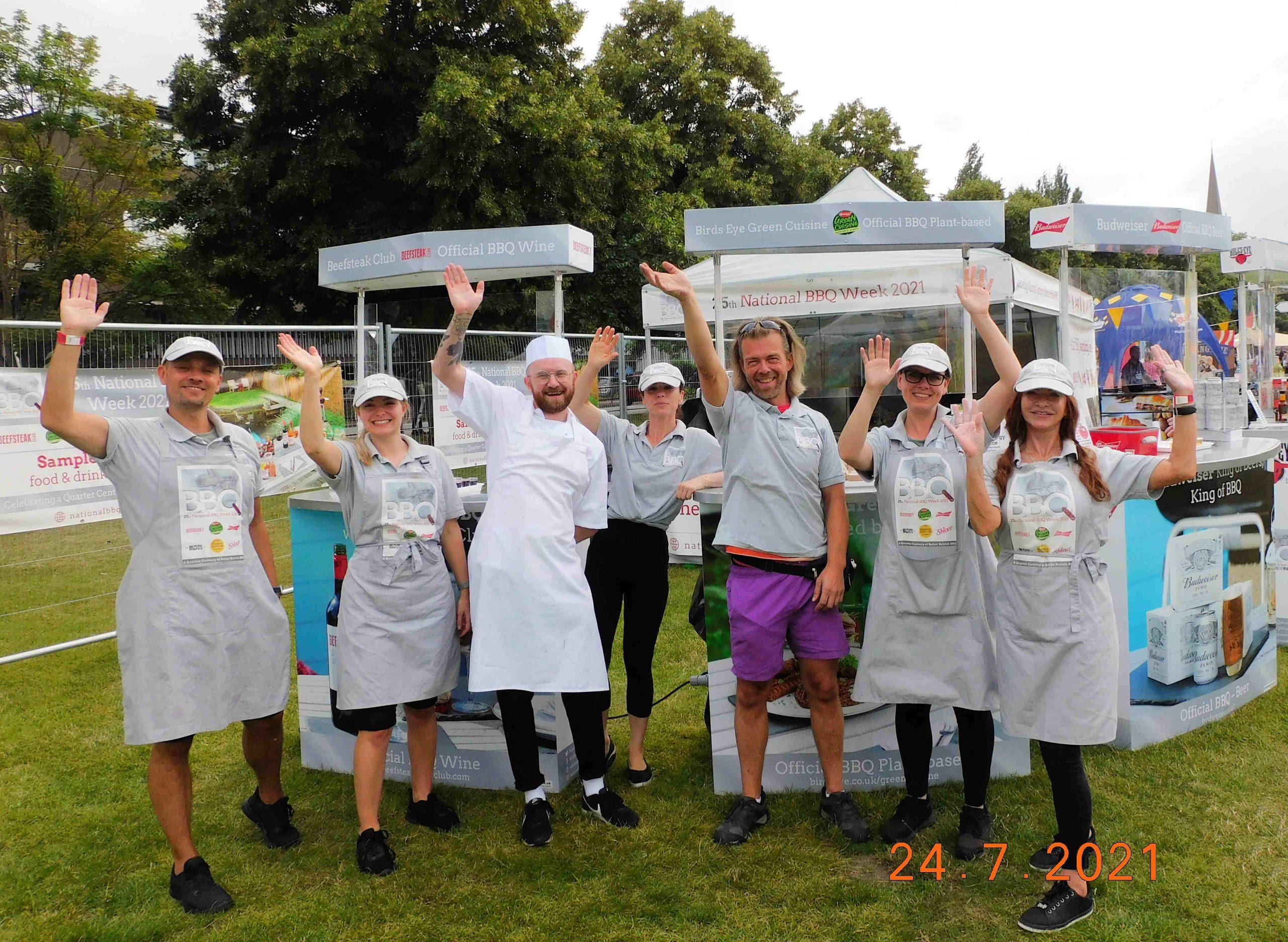 Foodie Festival Cambridge-CREW2-DSCN0282